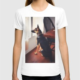 Squirrel Sentry T-shirt