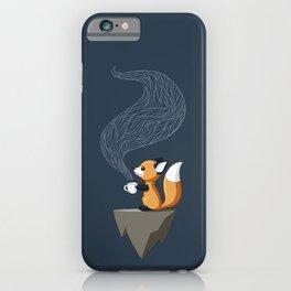 Fox Tea iPhone Case