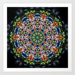 Neurosis 2 K2 (2016) Art Print