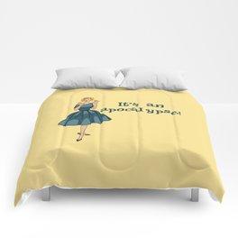 It's an Apocalypse Comforters