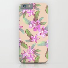Tahitian Garden {C} iPhone 6s Slim Case