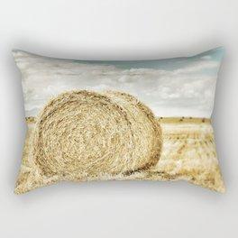 Come Full Circle Rectangular Pillow