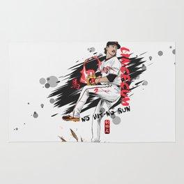 MLB Stars: Tim Lincecum - Giants San Francisco Rug