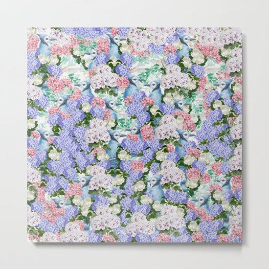 Tender Blossom Metal Print