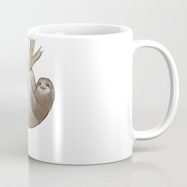 I love Running Sloth Coffee Mug