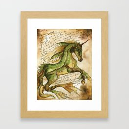 Campchurch Framed Art Print