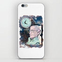 Stephen Hawking iPhone Skin
