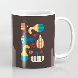 Autumn Gourds Coffee Mug