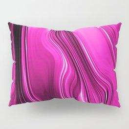 Streaming Pink Pillow Sham