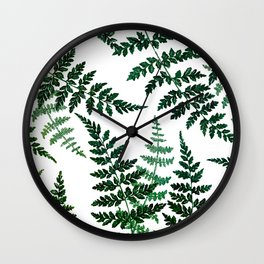 Botanical Bliss #society6 #decor #buyart Wall Clock