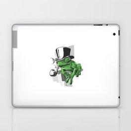 Elementary My Dear Frogson Laptop & iPad Skin