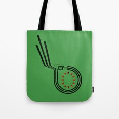 Roadfighter Tote Bag