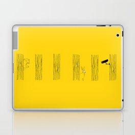 Private spaces Laptop & iPad Skin