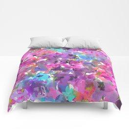 Floral Flutter Comforters