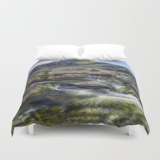 Tryfans Treasures Duvet Cover