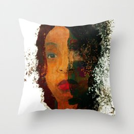 Pew Pew! Throw Pillow
