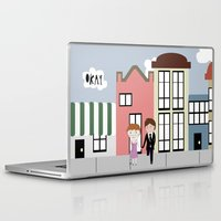 tfios Laptop & iPad Skins featuring Amsterdam (TFIOS) by Natasha Ramon