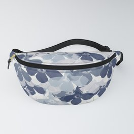 Abstract flower pattern 2 Fanny Pack