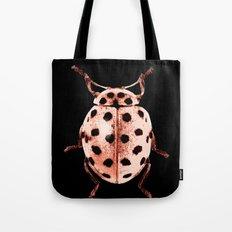 Insecte rose et noir colors fashion Jacob's Paris Tote Bag