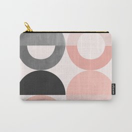 Playground III: Rose Gold Carry-All Pouch