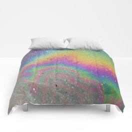 Rainbow shine Comforters