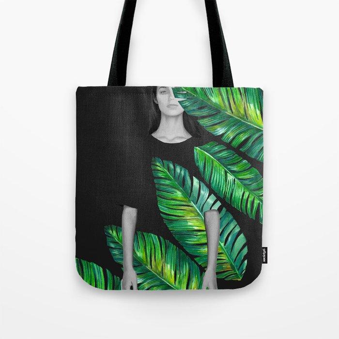 LeafGurl Tote Bag