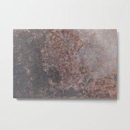 Evidence of Stone Wash (Zion National Park, Utah) Metal Print