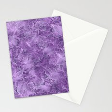 Frozen Leaves 15 Stationery Cards