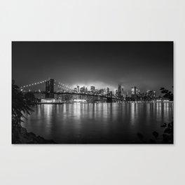 Bright Lights of New York Canvas Print