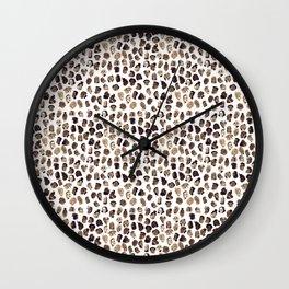 Boom! Headshots Wall Clock