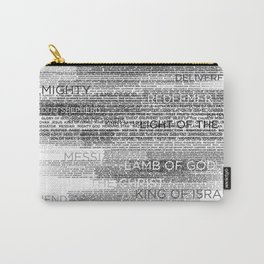 Names of God Carry-All Pouch