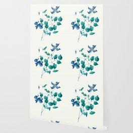 Botanica bloom Wallpaper