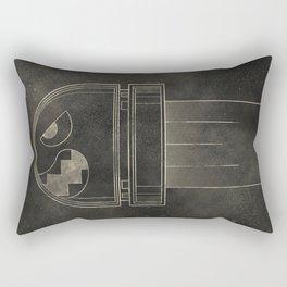The Bullet Rectangular Pillow