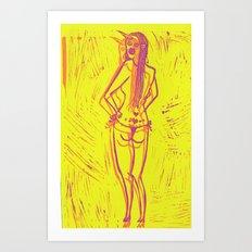 Panfila Art Print