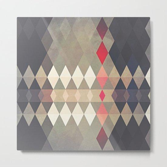 Geometric K8 Metal Print