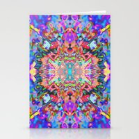 trippy Stationery Cards featuring TRIPPY by IZZA