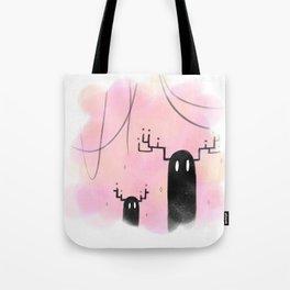 Travelers Tote Bag