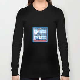 Abacus calculator Long Sleeve T-shirt