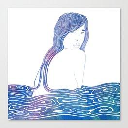 Nereid XXXIX Canvas Print