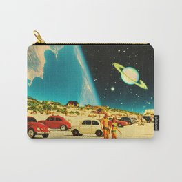 Galaxy Beach Carry-All Pouch