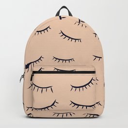 Eyelash on point Backpack