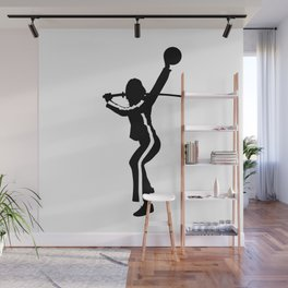 #TheJumpmanSeries, The Bride from Kill Bill Wall Mural