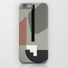 Shape study #34 - Lola Collection 2019 iPhone Case