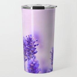 Lavender, lavandula flowers Travel Mug