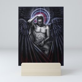 Sympathy for the Devil Mini Art Print