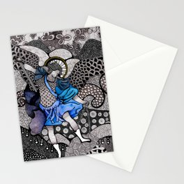 St. Michael the Archangel Stationery Cards