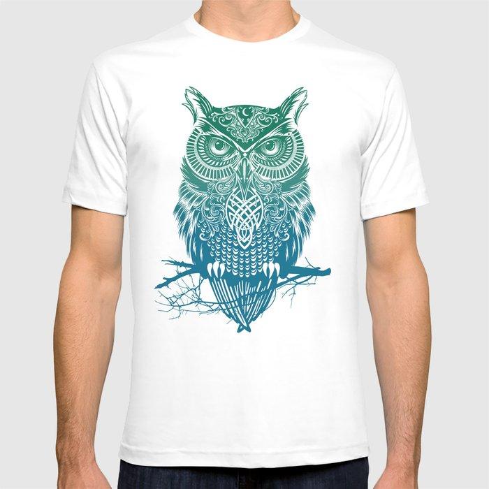 Warrior Owl T-shirt