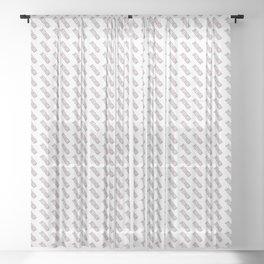 Made In United Kingdom Sheer Curtain