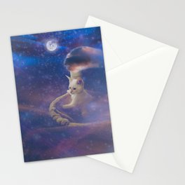 Off and Away Stationery Cards