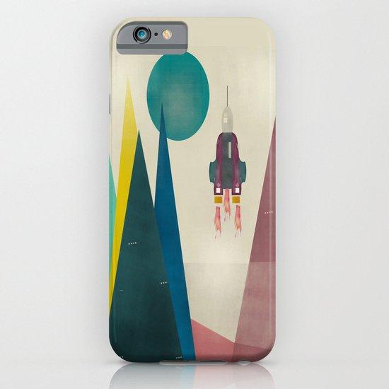 life on mars iPhone & iPod Case